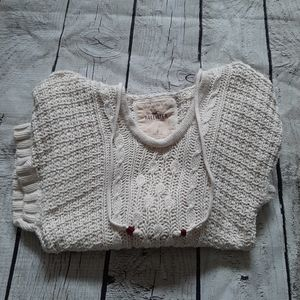 3/$30-Short Sleeved Hollister Sweater
